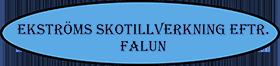 Ekströms Skomakeri & Skotillverkning